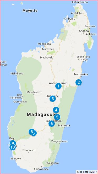 Madagaskar in allen Facetten