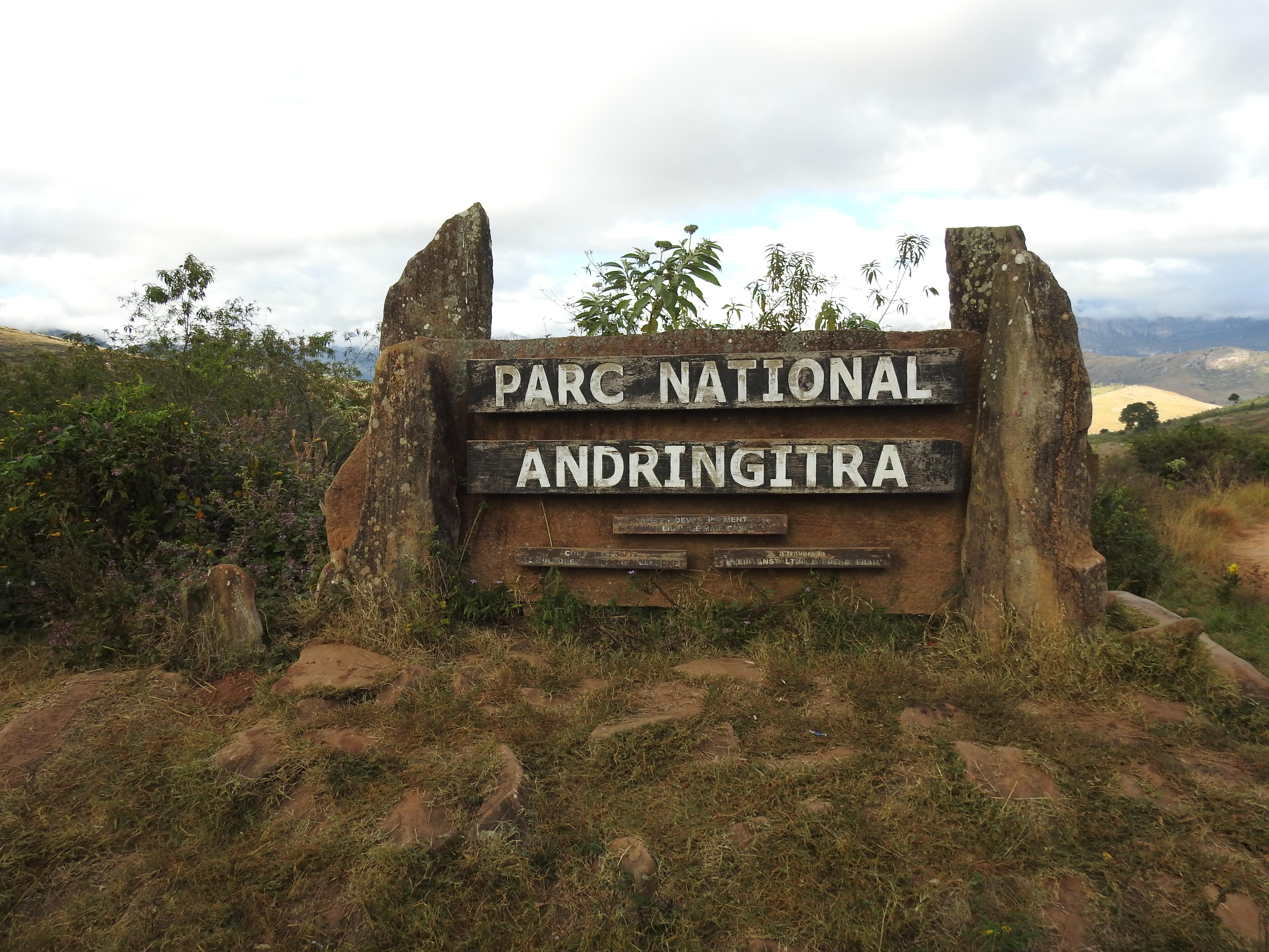 Andringitra-Gebirge