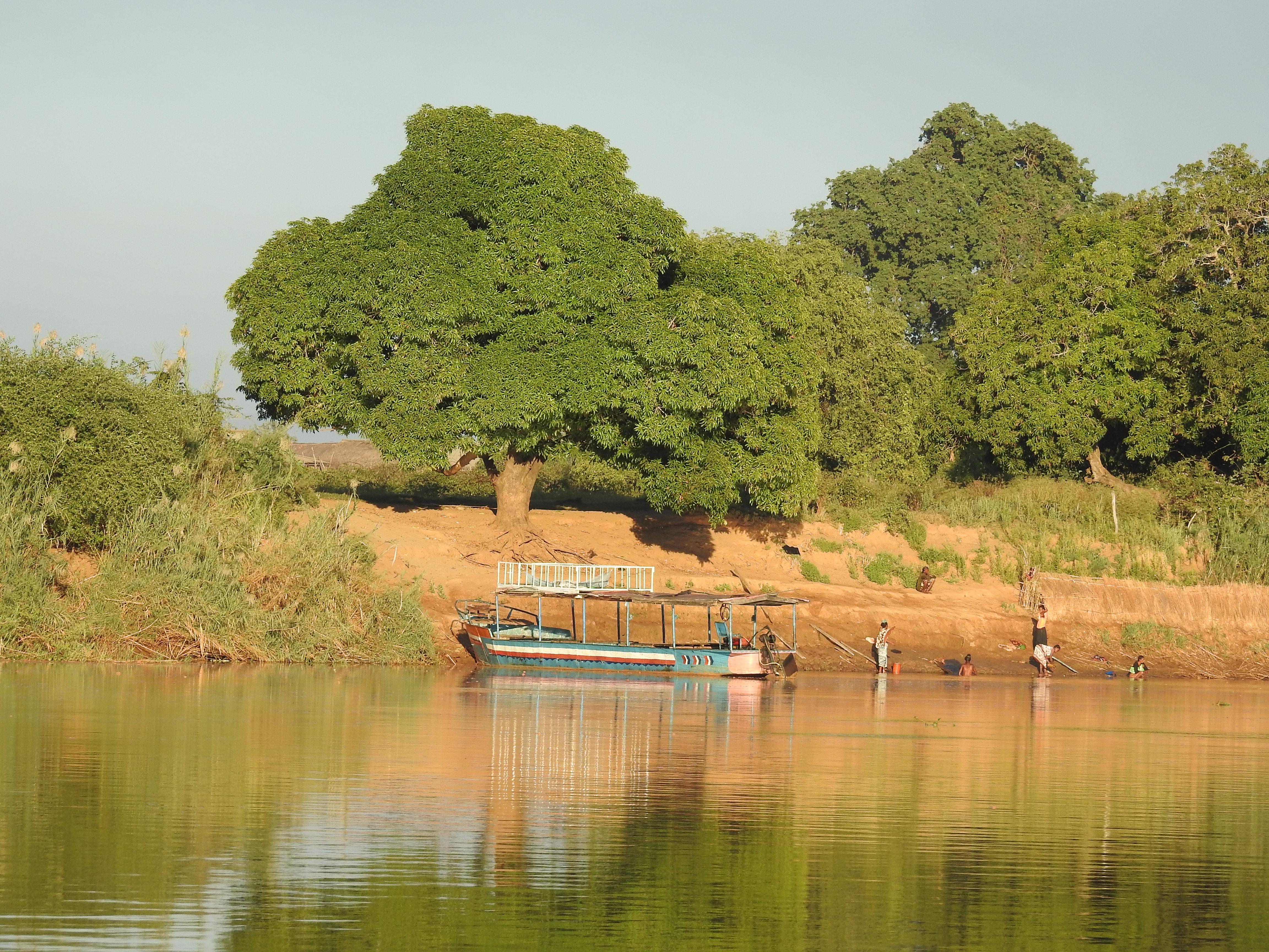 Tsiribihina Flussfahrt